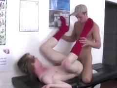 Horny pornstars Gina Gerson, Kathia Nobili in Hottest Big Tits, MILF porn movie