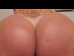 Chubby Big Boobed T-Girl Seduces A Horny Stud Into Fucking
