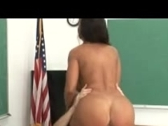 Breasty Aged Teacher Tempt Her Nerd Student