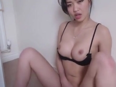 My busty asian tutor