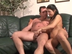 Amazing amateur MILFs, Group Sex porn movie