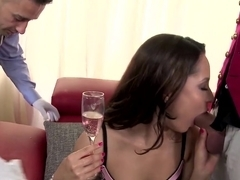 Crazy pornstar Kristall Rush in hottest swallow, anal sex video