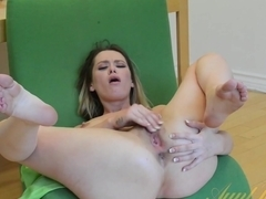 Best pornstar Rebecca Blue in Exotic Masturbation, Small Tits adult video