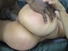 Incredible pornstars Prince Yahshua, Sheila Marie in Amazing Interracial, Mature sex clip