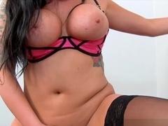 Horny pornstar Yuffie Yulan in Fabulous Handjobs, Cumshots xxx clip
