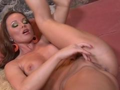 Incredible pornstar in Amazing Redhead, Pornstars adult clip