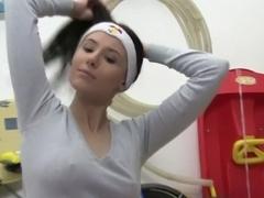 Crazy pornstar Vanessa Sky in hottest brazilian, solo porn scene