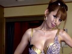 Striptease And A Blowjob