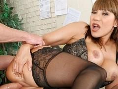Ava Devine & Will Powers in My First Sex Teacher