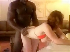 Wife getting fucked by black stranger
