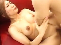 Incredible Japanese girl Emi Harukaze in Best Stockings, Big Tits JAV scene
