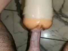 Being horny with a surprise!!