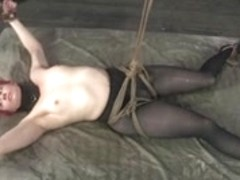 Bondman Claire Adams Caged Caned and Impaled