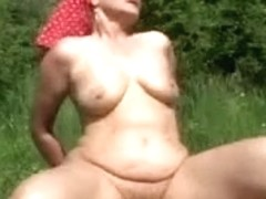 Hairy pussy mature bitches nailed