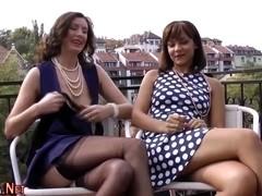 British babes masturbate