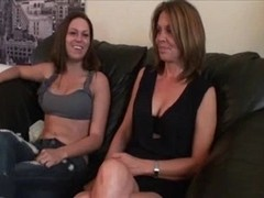 Mother daughter's ally Footjob #2 daughter's ally Teachin Mamma