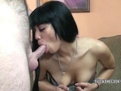 Teen hottie Sophia gets her tight Latina pussy fucked