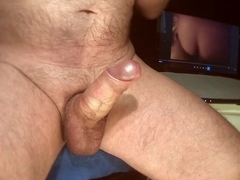 Tribute for  - watching a cum-compilation