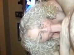 big beautiful woman unshaved wife sucks a weenie