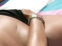 Masturbation au soleil