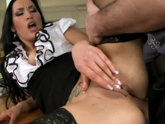 Carmen Rose is one hell of a secretary ....