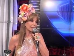 Cinthia Fernandez Naked TV Show