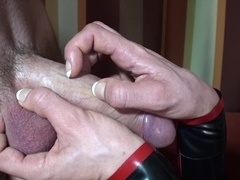 Exotic pornstar in Incredible Rimming, Brunette sex video