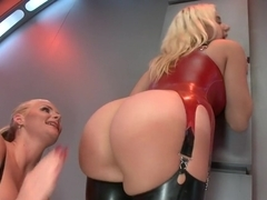 Fabulous blonde, anal sex video with amazing pornstars Mariah Madisynn, Anthony Rosano and Phoenix Marie from Everythingbutt