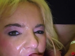 Fabulous pornstar in Hottest Facial, Bukkake xxx video