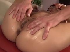 Hottest pornstar Esperanza Diaz in horny cunnilingus, cumshots sex video
