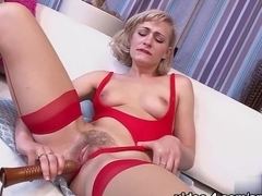 Fabulous pornstar Dia Del Rose in Crazy Mature, Masturbation sex scene