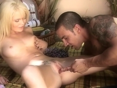 Crazy pornstar Bridgette B. in horny blowjob, small tits adult video