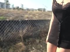 Hottest pornstar in best blonde, solo sex movie