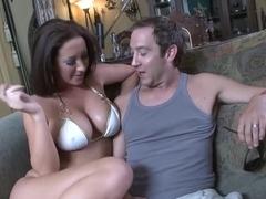 Incredible pornstar Jayden Jaymes in crazy brazilian, big tits sex clip