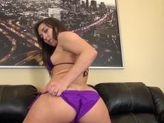 Hottest pornstar Sinn Sage in Horny College, Masturbation sex clip