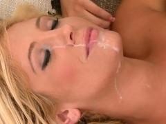 Tasha gets fucked and creamed