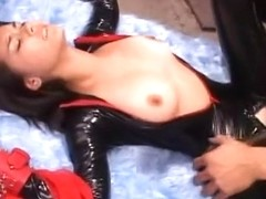Exotic Japanese chick Maria Ozawa in Amazing Fetish, BDSM JAV video