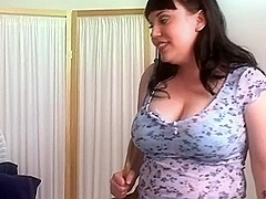 Juliet priceless BBW  has great sex