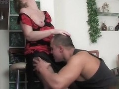 MaturesAndPantyhose Movie: Leonora and Nicholas