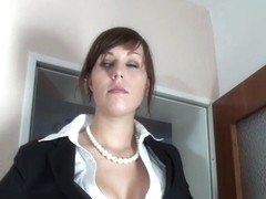 Linette Suzette in Footjob & Anal Fucking Movie