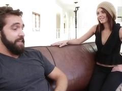 Kiera Winters & Daniel Hunter in My Dad Shot Girlfriend