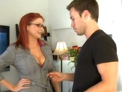 Lya Pink & Tim Cannon in My First Sex Teacher