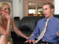 Annabelle Brady & Michael Vegas in My Friends Hot Mom