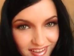 WOW! Lora is freakin gorgeous!