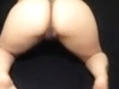 Legal Age Teenager wife shows off booty and toes