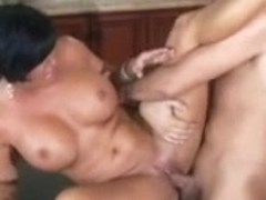 Aged Hawt Mama Creampied By Daughter's Boyfriend