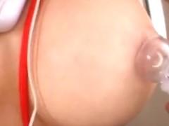 Big tittie babe Momoka Nishina hot sex