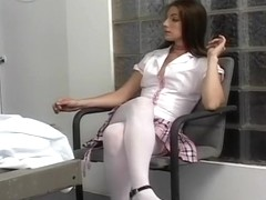 Hot Brandi Lyons Punished By Kelly Wells