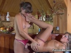 Pantyhose1 Movie: Gertie and Nora