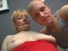 Nasty Bushy Grannies two